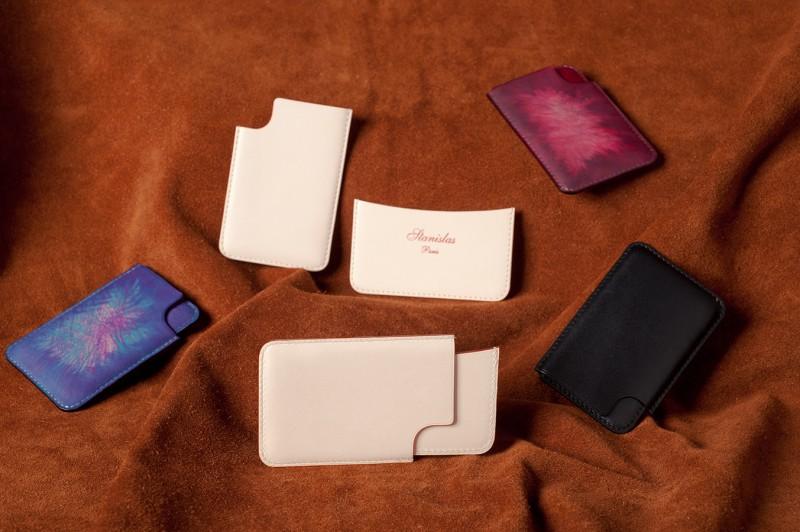 Porte-cartes de visite et cartes bancaires