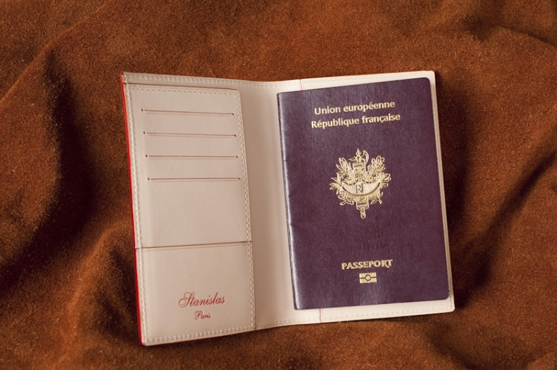 Porte-cartes (6) & passeport