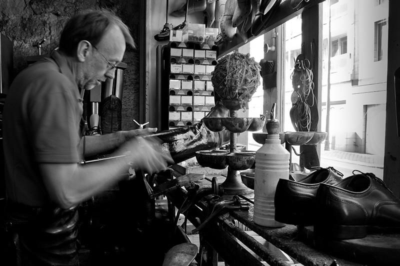 Atelier Stanislas bottier cordonnier paris 15